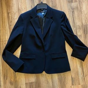 Nine West black blazer